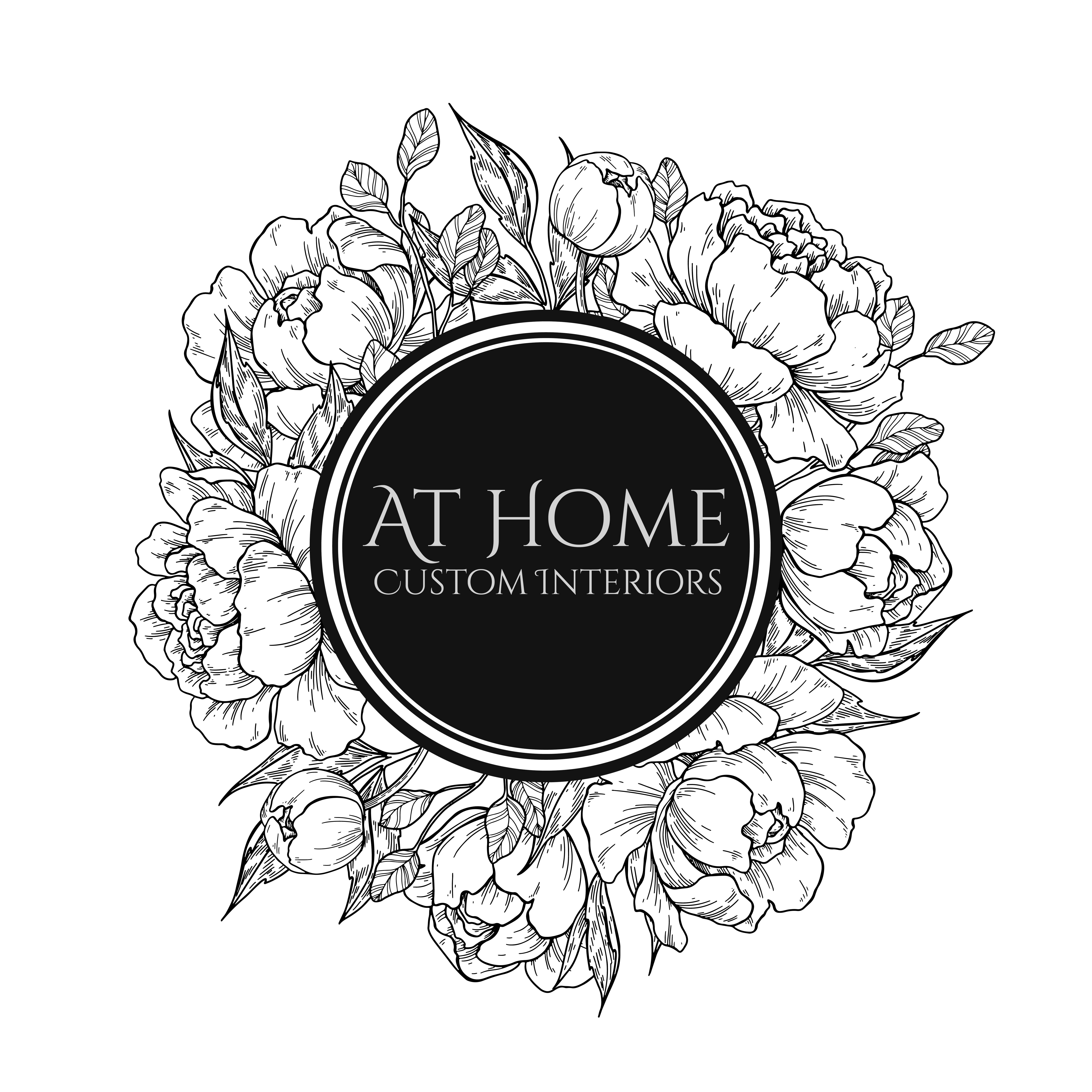 At Home Custom Interiors